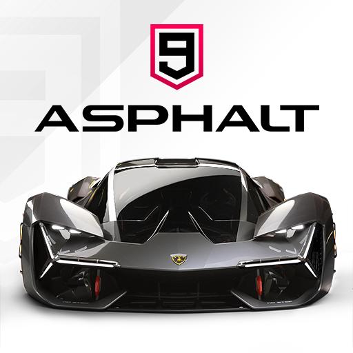 apk.alogweb.com -icon - Asphalt 9: Legends – Epic Car Action Racing Game