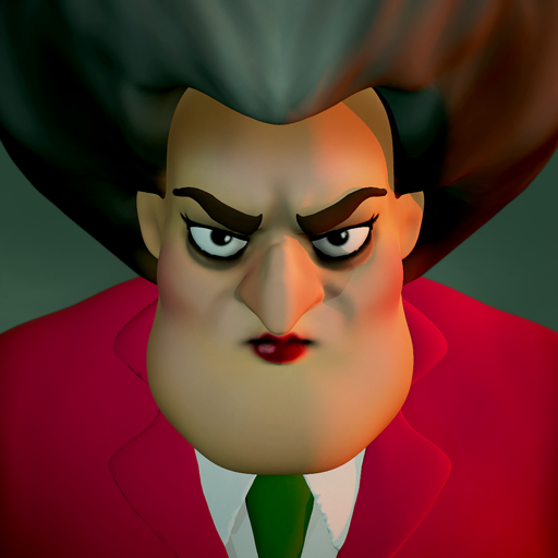 apk.alogweb.com -icon - Scary Teacher 3D